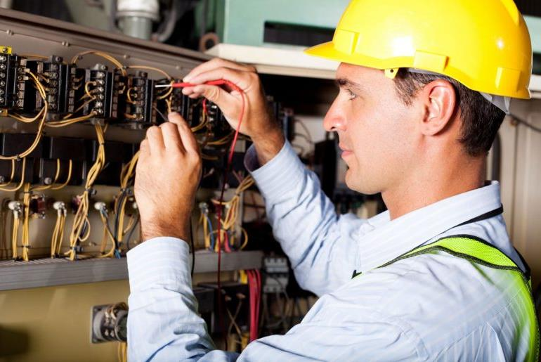 Профессия электрик
