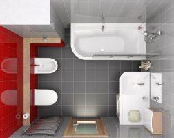 Перепланировки ванной комнаты — как перестроить санузел