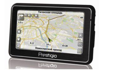 Prestigio GeoVision 5266: путешествуй и развлекайся