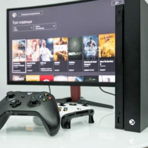 Обзор Xbox One S – отзыв и опыт эксплуатации реального владельца | Обзор Xbox One X – характеристики консоли Microsoft, сравнение с PS4 Pro, видео | ТОП-5 лучших моделей Xbox – характеристики моделей и обзор Xbox One S консоли