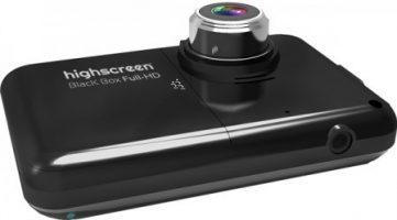 Highscreen Black Box Full HD и HD-mini Plus: компактные регистраторы с видео без интерполяции