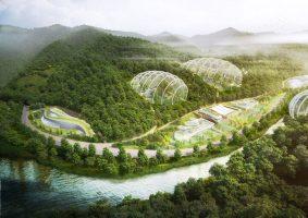 Южная Корея построит специальные купола для вымирающих животных
