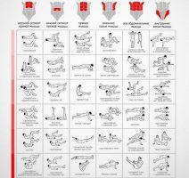 Комплекс упражнений для дома