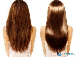 Молекулярное глянцевание волос насыщение волос за 1.5 часа?