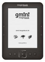 Новый ридер Gmini MagicBook Z6: явное преимущество в скорости