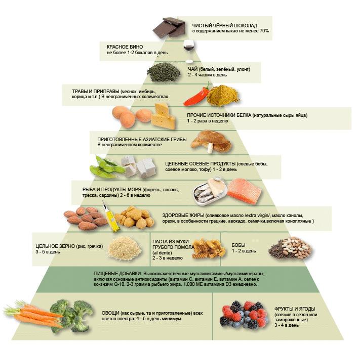 Советы по организация режима питания
