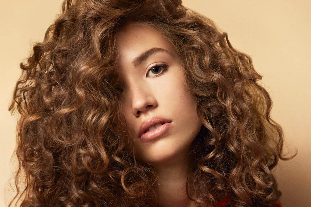 Виды химической завивки волос