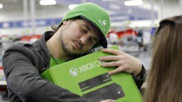 За год было продано 3 миллиона Xbox One